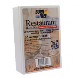 BurnFree Burn Kit Restaurant small