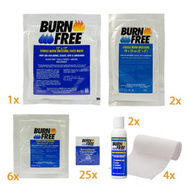 Burnfree Kit Industrial