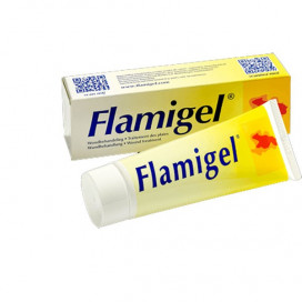 Flamigel Hydroactieve Wondgel 40gr