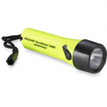 Peli lamp Stealthlite 2400 Submersible Geel -
