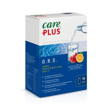 Care Plus ORS Granaatappel Sinaasappel 10 Stuks -