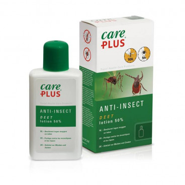 Deet Care Plus 50% Lotion 50ml - www.ehbo-centrum.nl