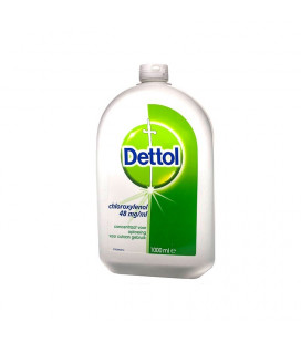 Dettol Brown Liquid Ontsmettingsmiddel 1000 ml