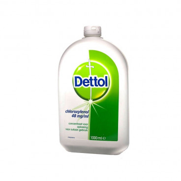 Dettol Brown Liquid Ontsmettingsmiddel 1000 ml -