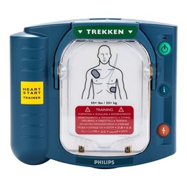 Philips Heartstart HS1 AED-trainer - www.ehbo-centrum.nl
