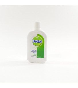 Dettol Brown Liquid Ontsmettingsmiddel 500 ml