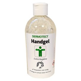 Dermotect Handdesinfectie Alcohol 250ml-www.dia-centrum.nl