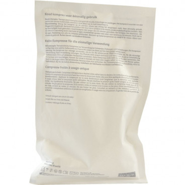 Instant Cold Pack direct to skin 15x25cm 6 stuks -