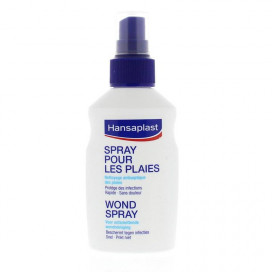 Hansaplast Wondspray 100ml