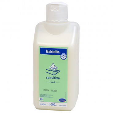 Baktolin Sensitive Wash 500ml - www.ehbo-centrum.nl