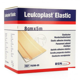BSN Medical Leukoplast Elastic 8 cm x 5 m