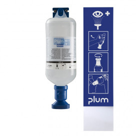 PLUM Wandstation 1 x 1000ml Ph Neutraal