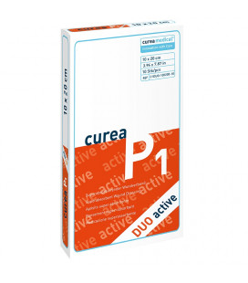 Curea P1 SuperCore wondverband Duo active 10 x 20 cm steriel