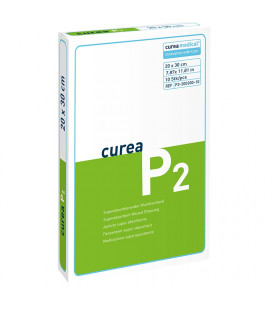 Curea P2 SuperCore wondverband 20 x 30 cm steriel 10St. -