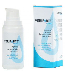 Veriforte Wondgel 100 gram - www.ehbo-centrum.nl