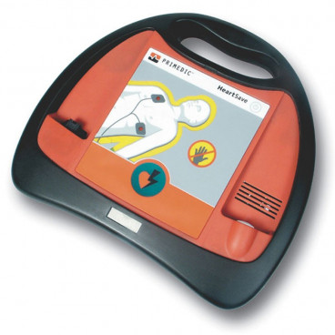 Heartsave AED Complete Set (Defibrillator) - www.ehbo-centrum.nl